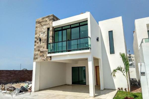 Foto de casa en venta en sn , residencial del bosque, veracruz, veracruz de ignacio de la llave, 8898773 No. 01
