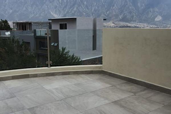 Foto de casa en venta en s/n , residencial la huasteca, santa catarina, nuevo león, 9975522 No. 13