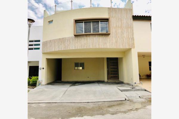 Foto de casa en venta en s/n , residencial la huasteca, santa catarina, nuevo león, 9998449 No. 01