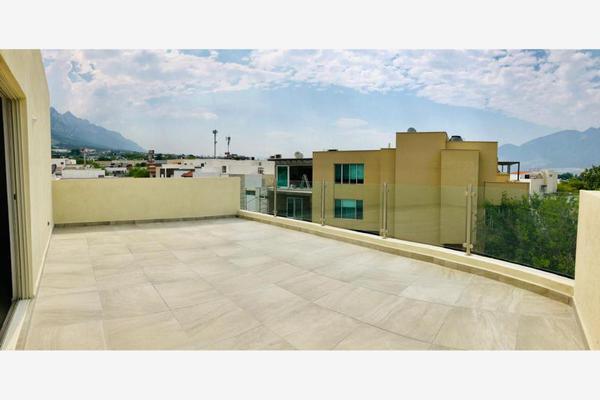 Foto de casa en venta en s/n , residencial la huasteca, santa catarina, nuevo león, 9998449 No. 20