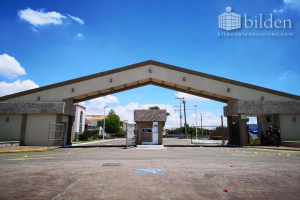 Foto de terreno habitacional en venta en s/n , residencial villa dorada, durango, durango, 10086189 No. 01
