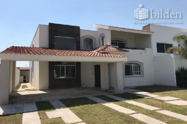 Foto de casa en venta en s/n , residencial villa dorada, durango, durango, 9997519 No. 01