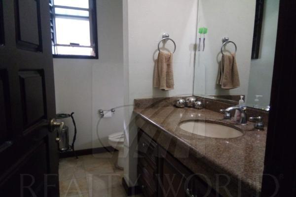 Foto de casa en venta en s/n , residencial y club de golf la herradura etapa a, monterrey, nuevo león, 9979946 No. 10