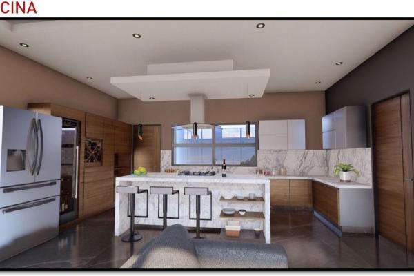 Foto de casa en venta en s/n , residencial y club de golf la herradura etapa b, monterrey, nuevo león, 9988851 No. 06