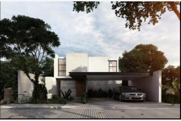 Foto de casa en venta en s/n , rincón colonial, mérida, yucatán, 10001337 No. 01