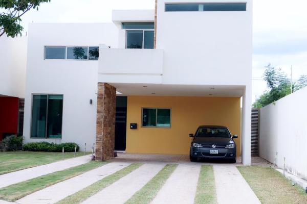 Foto de casa en venta en s/n , rincón colonial, mérida, yucatán, 9971715 No. 01