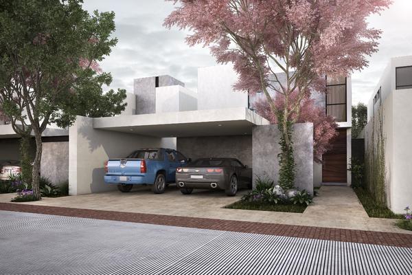 Foto de casa en condominio en venta en s/n , rincón colonial, mérida, yucatán, 9975114 No. 01