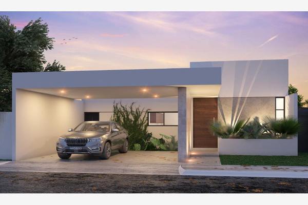 Foto de casa en venta en s/n , rincón colonial, mérida, yucatán, 9990989 No. 01