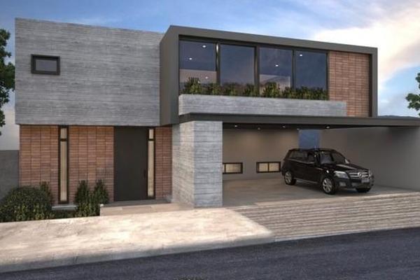Foto de casa en venta en s/n , rincón de las montañas (sierra alta 8 sector), monterrey, nuevo león, 9974620 No. 01