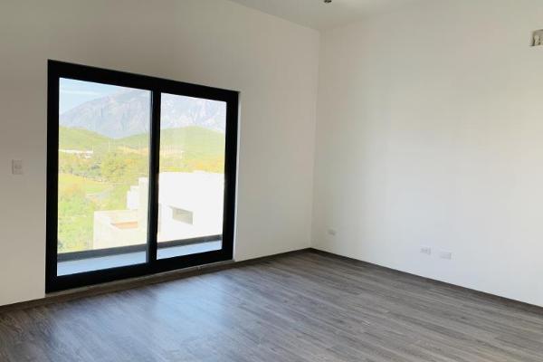 Foto de casa en venta en s/n , rincón de las montañas (sierra alta 8 sector), monterrey, nuevo león, 9981332 No. 19