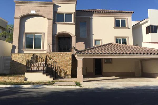 Foto de casa en venta en s/n , rincón de sierra alta, monterrey, nuevo león, 10191186 No. 01