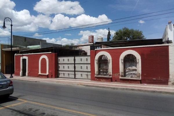 Foto de casa en venta en s/n , saltillo 400, saltillo, coahuila de zaragoza, 9953048 No. 01