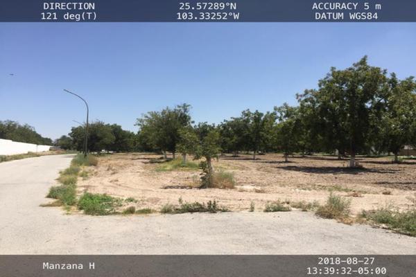 Foto de terreno habitacional en venta en s/n , san armando, torreón, coahuila de zaragoza, 12160472 No. 02