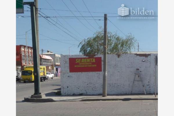 Foto de terreno habitacional en renta en s/n , san carlos, durango, durango, 10207674 No. 01
