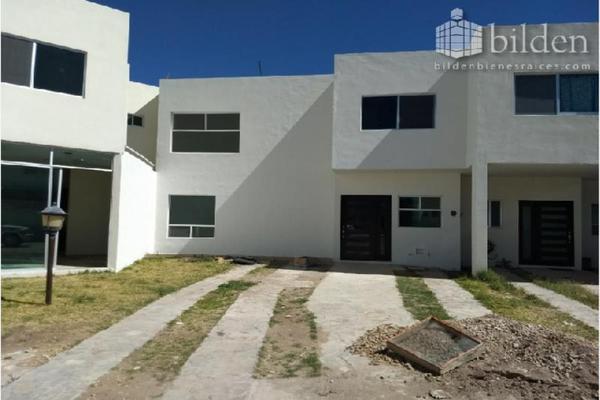 Foto de casa en venta en s/n , san fernando, durango, durango, 9957645 No. 01