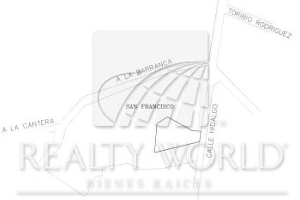 Foto de terreno comercial en venta en s/n , san francisco de asís, monterrey, nuevo león, 4677779 No. 06