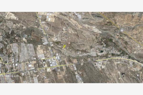 Foto de terreno habitacional en venta en s/n , san isidro de las palomas, arteaga, coahuila de zaragoza, 10105780 No. 03