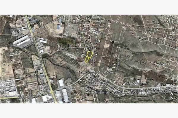 Foto de terreno habitacional en venta en s/n , san isidro de las palomas, arteaga, coahuila de zaragoza, 10106940 No. 02