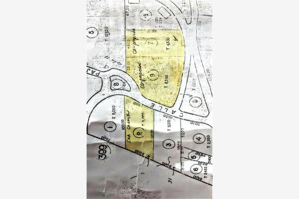 Foto de terreno habitacional en venta en s/n , san isidro de las palomas, arteaga, coahuila de zaragoza, 10106940 No. 04