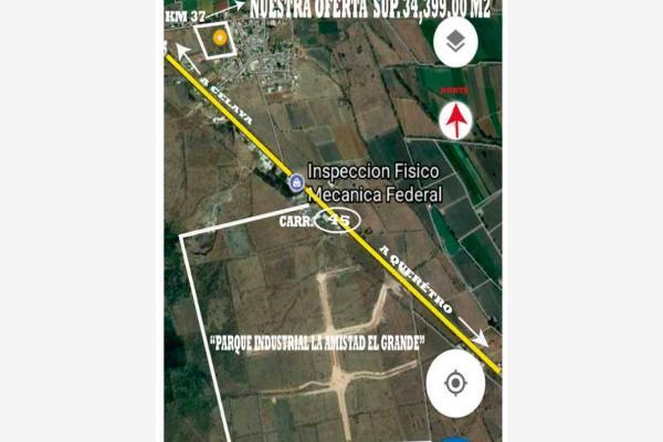 Foto de terreno comercial en venta en s/n , san josé agua azul, apaseo el grande, guanajuato, 5437846 No. 18