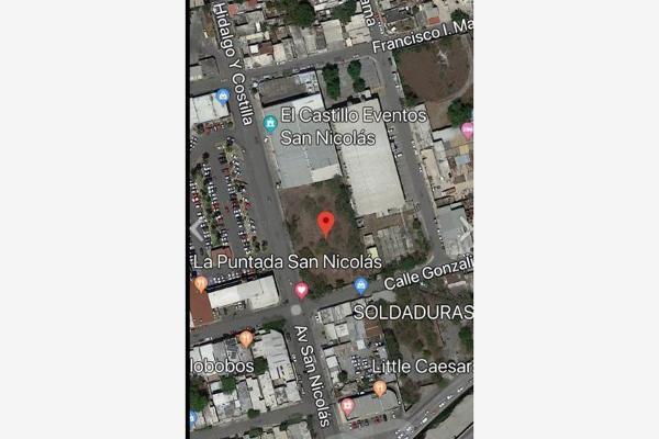 Foto de terreno comercial en venta en sn , san nicolás de los garza centro, san nicolás de los garza, nuevo león, 12275996 No. 01