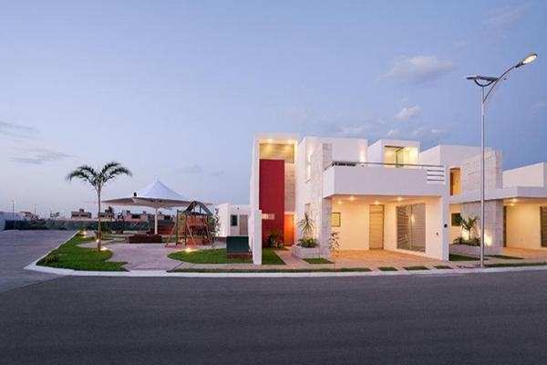 Foto de casa en condominio en venta en s/n , san remo, mérida, yucatán, 9989331 No. 01