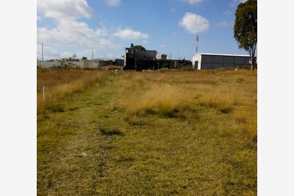 Foto de terreno habitacional en venta en s/n , santa catarina, puebla, puebla, 6154941 No. 03