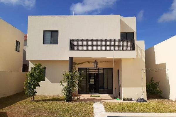 Foto de casa en venta en s/n , santa cruz, mérida, yucatán, 9951492 No. 01