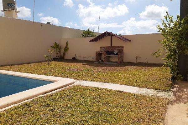 Foto de casa en venta en s/n , santa cruz, mérida, yucatán, 9951492 No. 14