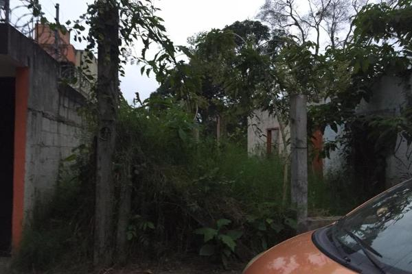 Foto de terreno habitacional en venta en sn , santa fe, córdoba, veracruz de ignacio de la llave, 6182790 No. 02