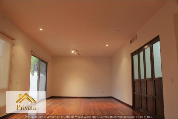 Foto de casa en venta en s/n , santa fe, san pedro garza garcía, nuevo león, 9949881 No. 15