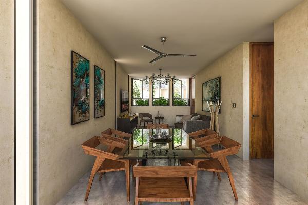 Foto de departamento en venta en s/n , santa gertrudis copo, mérida, yucatán, 9967172 No. 01