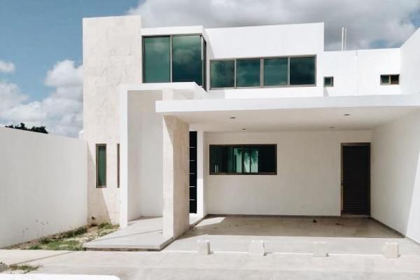 Foto de casa en venta en s/n , santa gertrudis copo, mérida, yucatán, 9989701 No. 01