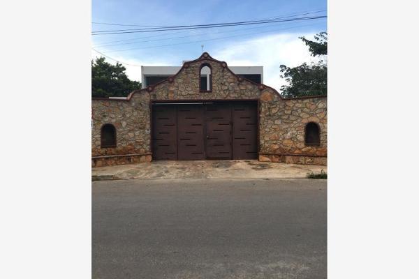 Foto de casa en venta en s/n , santa maria chi, mérida, yucatán, 9947457 No. 01