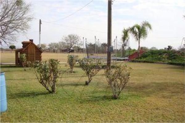 Foto de rancho en venta en s/n , santa maria la floreña, pesquería, nuevo león, 9973330 No. 07