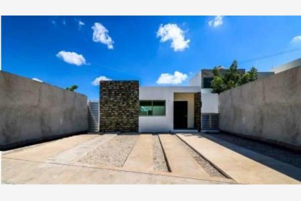 Foto de casa en venta en s/n , santa rita cholul, mérida, yucatán, 9968232 No. 01