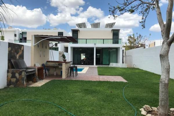 Foto de casa en venta en s/n , santa rita cholul, mérida, yucatán, 9977801 No. 01