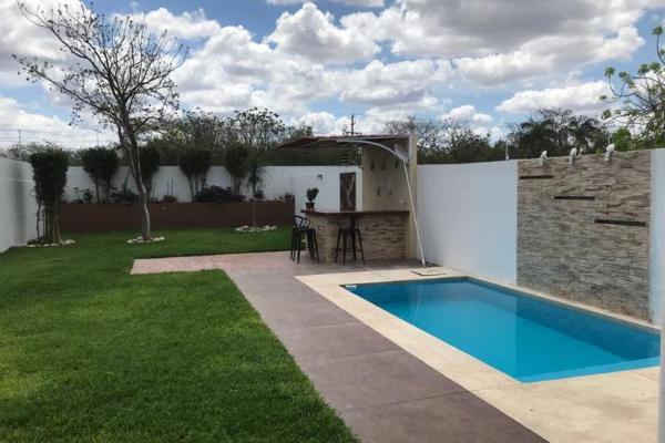 Foto de casa en venta en s/n , santa rita cholul, mérida, yucatán, 9977801 No. 04