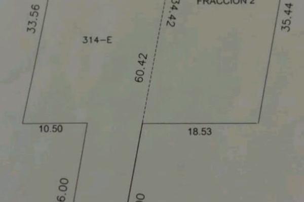 Foto de terreno habitacional en venta en s/n , santa rita cholul, mérida, yucatán, 9977974 No. 01
