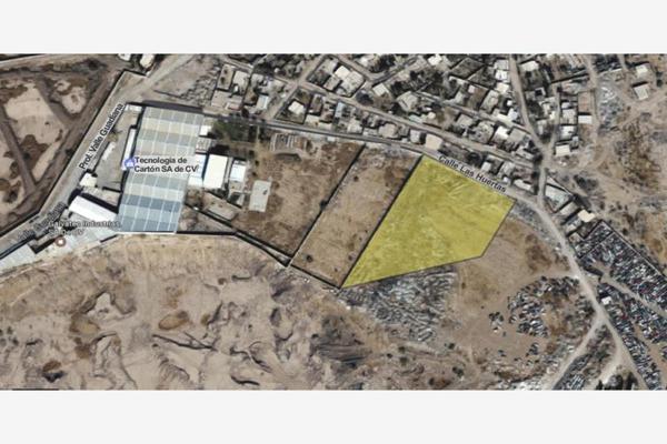 Foto de terreno habitacional en venta en s/n , santa rosa, gómez palacio, durango, 8797735 No. 01