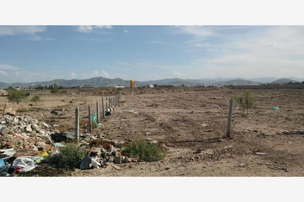Foto de terreno habitacional en venta en s/n , santa rosa, gómez palacio, durango, 8797735 No. 05