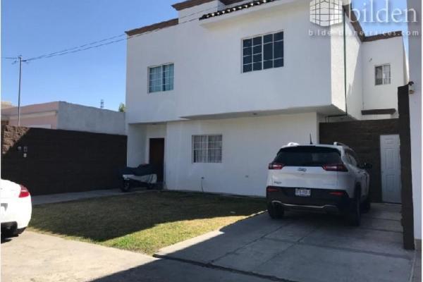 Foto de casa en venta en sn , residencial santa teresa, durango, durango, 10024255 No. 01