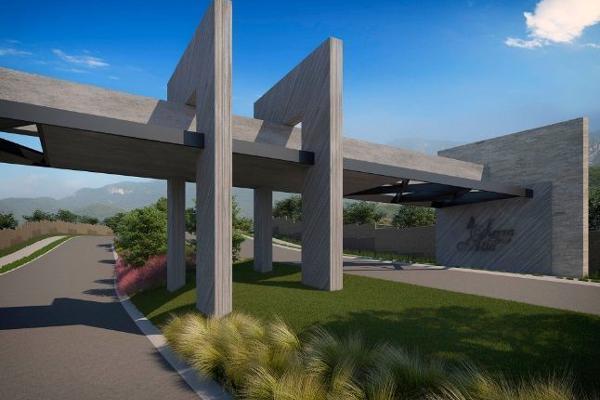 Foto de terreno habitacional en venta en s/n , sierra alta 3er sector, monterrey, nuevo león, 9949418 No. 11