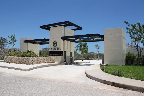 Foto de terreno habitacional en venta en s/n , temozon norte, mérida, yucatán, 13851461 No. 01