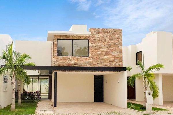 Foto de casa en condominio en venta en s/n , temozon norte, mérida, yucatán, 5970437 No. 01
