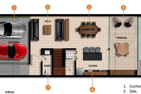 Foto de casa en condominio en venta en s/n , temozon norte, mérida, yucatán, 9949301 No. 08