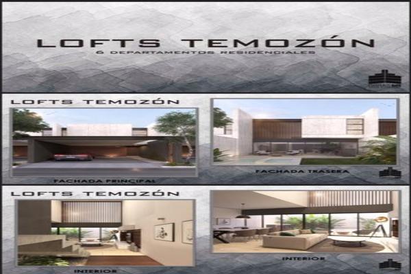 Foto de departamento en venta en s/n , temozon norte, mérida, yucatán, 9949599 No. 01