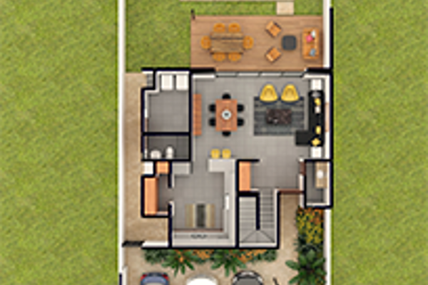 Foto de casa en venta en s/n , temozon norte, mérida, yucatán, 9955483 No. 08