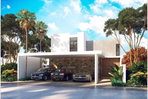 Foto de casa en condominio en venta en s/n , temozon norte, mérida, yucatán, 9960759 No. 01