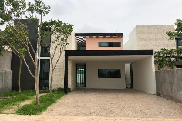 Foto de casa en venta en s/n , temozon norte, mérida, yucatán, 9970123 No. 01